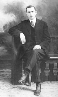 My Father, Joseph Verreault