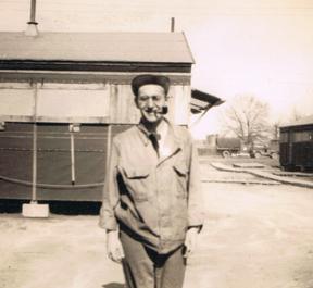Albert Ledoux, 1943Mississippi Base